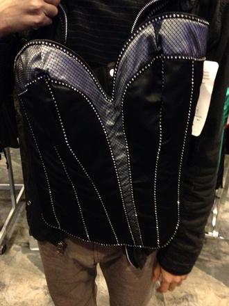 underwear showgirl corset top plus size corset lingerie rhinestones zip vip adult burlesque plus size