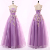 dress,prom,prom dress,purple,fashion,style,pretty,cute,cute dress,floral,tulle skirt,tulle dress,sweetheart dress,violet,maxi,maxi dress,long,long dress,purple dress