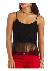 Search Results on 'black crop top': Charlotte Russe