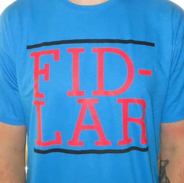 t-shirt fidlar band t-shirt