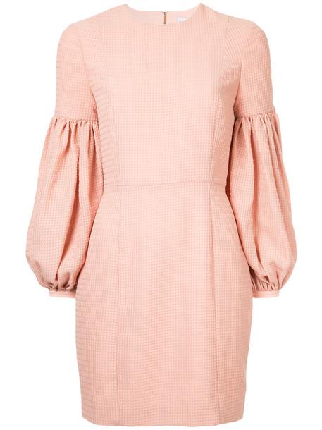 Rebecca Vallance dress mini dress mini women purple pink