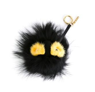 bag fur fur keychain keychain fall accessories fendi