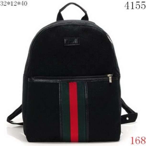 gucci book bags for men. bag gucci backpack logo black bear red and green bookbag school book bags for men w