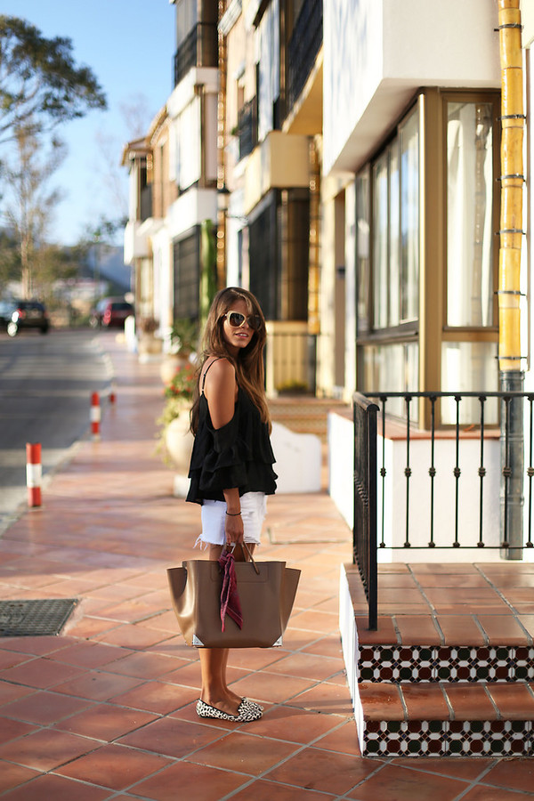 seams for a desire top skirt bag t-shirt jewels sunglasses