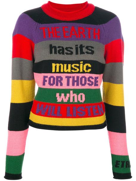 ETRO sweater women wool