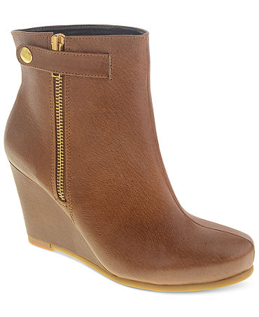 Chinese Laundry Very Best Wedge Booties - Shoes - Macy's