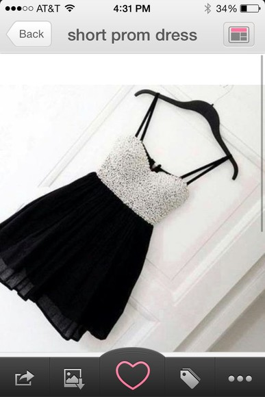 dress short dress formal homecoming black silver white prom short little black dress waist band sequins cute party dress
