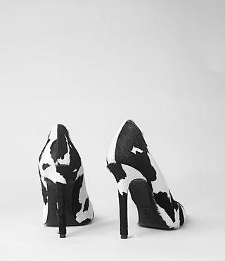 Womens Kara Pony Heel (Pony) | ALLSAINTS.com