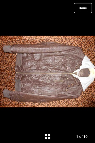 jacket jacket leather