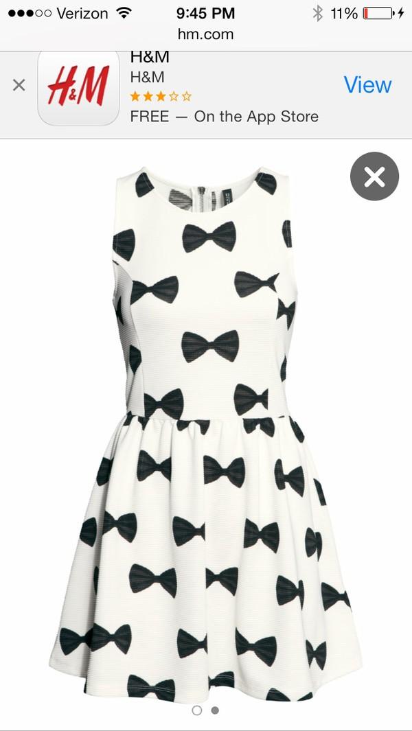 cute black white bows black white dress bows
