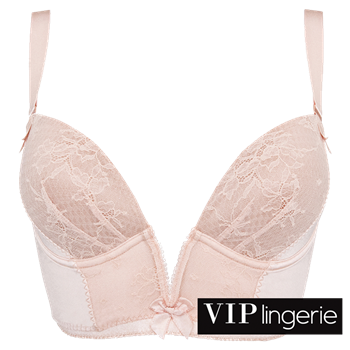 Gossard Lingerie | Retrolution Staylo Plunge Bra