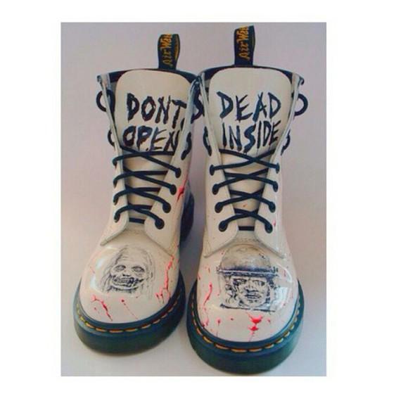 DrMartens DrMartens twd the walking dead