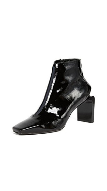 Kenzo booties black shoes