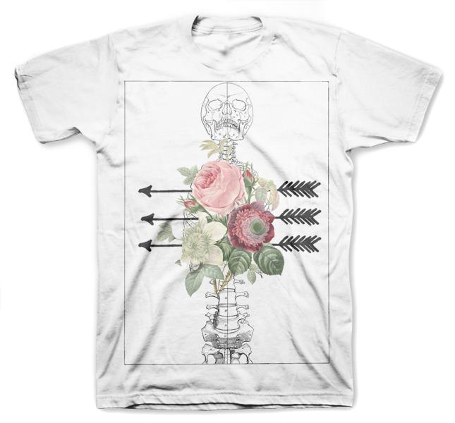 410 BC — SALVATION tee shirt