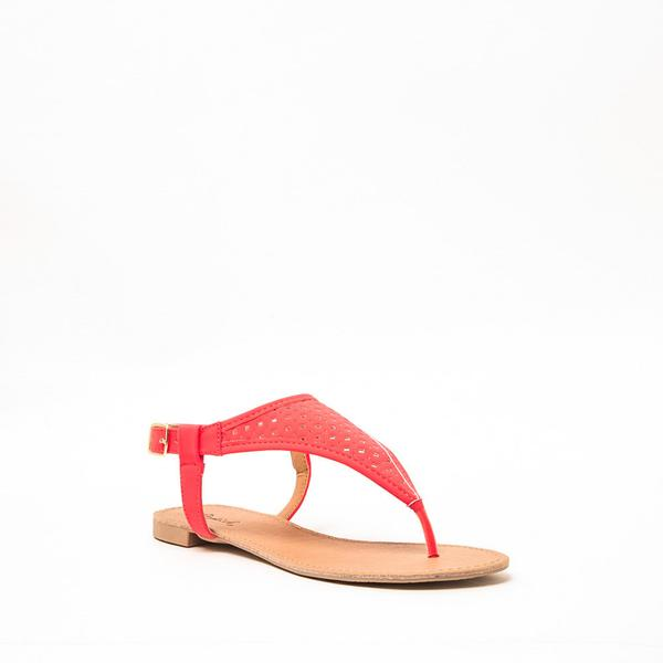 ALANIS-13A Neon Coral
