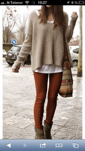 jeans,sweater,fall outfits,shoes,bag,indie bag,red,pullover,winter outfits,warm sweater,pants,cozy,soft,flowy,oversized,oversized sweater,clothes,winter sweater,knitted sweater,t-shirt,tan,outfit,fall sweater,beige,leggings,blouse,beige sweater,cardigan,sweatshirt,tank top,cute,top,where to get oversized sweaters lol,where to get oversized sweaters