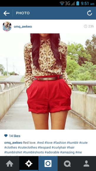 runway blouse dressy leopard print leopard print stylish girly fall outfits boots cheap Belt hair accessories jewels
