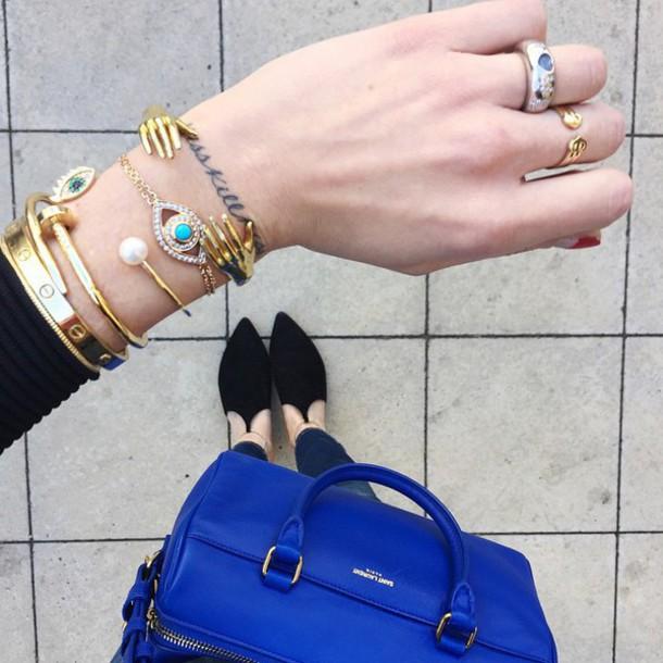 jewels bracelets shoes
