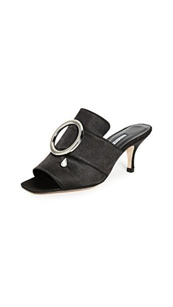 Dorateymur mules black shoes