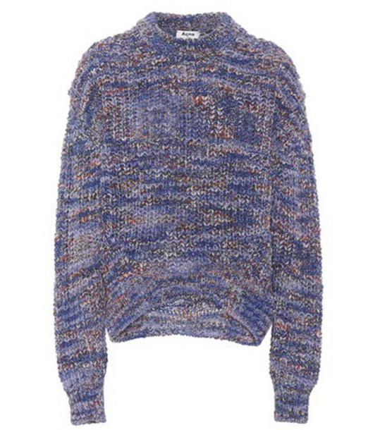 Acne Studios sweater blue