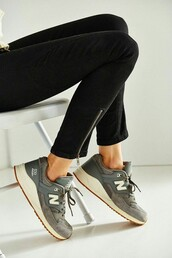 shoes,new balance,sneakers,grey