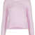 Knitted Fluffy Crew Jumper- Topshop USA