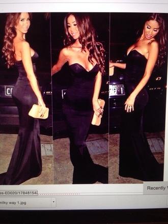 dress black dress sleevless dress backless dress backless prom dress sweetheart neckline prom mermaid dress mermaid dresses white dress