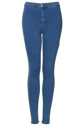 MOTO Mid Stone Wash Joni Jeans - Topshop