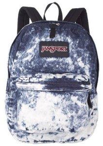Amazon.com: Jansport Special Edition Acid Wash Superbreak Denim Backpack: Everything Else