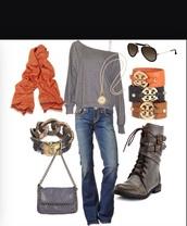 bag,sweater,jeans,shirt,grey,one shoulder