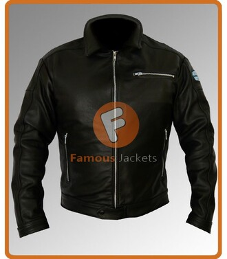 jacket style menswear need for speed aaron paul movie hollywood fashon