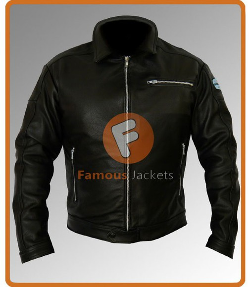 movie jacket hollywood menswear need for speed aaron paul fashon style