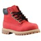 "Timberland 6"" premium waterproof boot - boys' toddler - casual - shoes - red nubuck"
