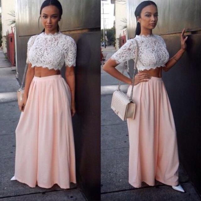 Haus of fashion boutique — bry'anna skirt