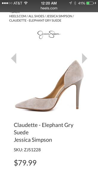 shoes suede grey heels suede shoes