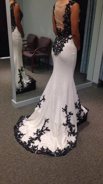 dress white vienna prom dress