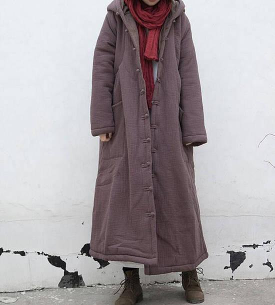 coat winter padded coat long coat