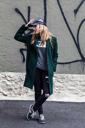 eat sleep wear jacket sweater pants jeans shoes hat bag