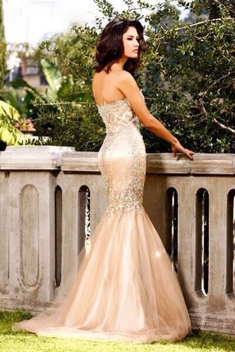dress gown prom gown prom dress fit and flare dress sequin dress sequin prom dress