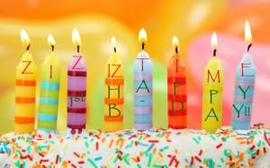 Happy Birthday, ZIZ iz TIME!   ZIZ iz TIME