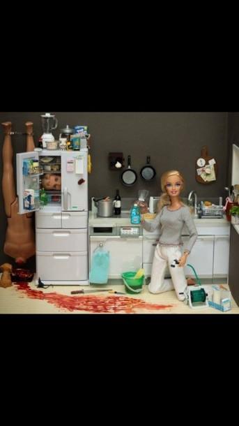 home accessory barbie