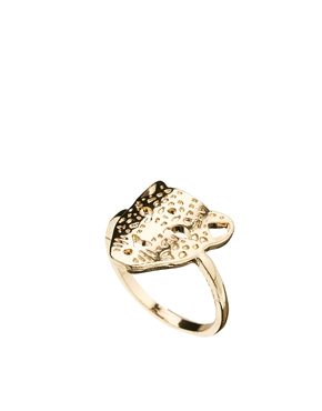 ASOS | ASOS Panther Ring at ASOS