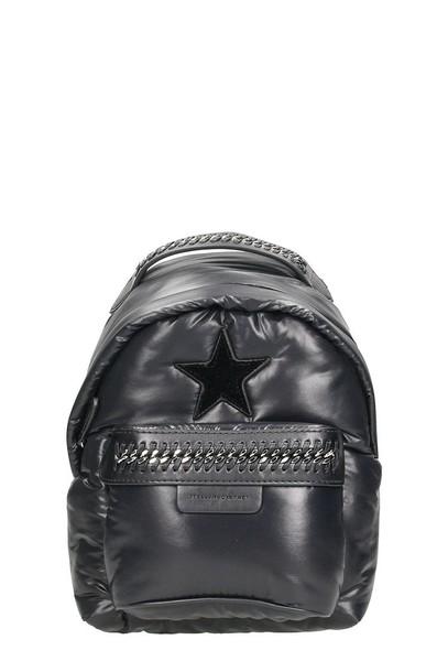 Stella McCartney backpack black backpack black bag
