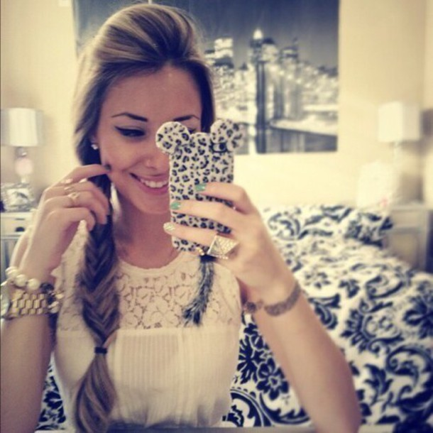 blouse phone cover