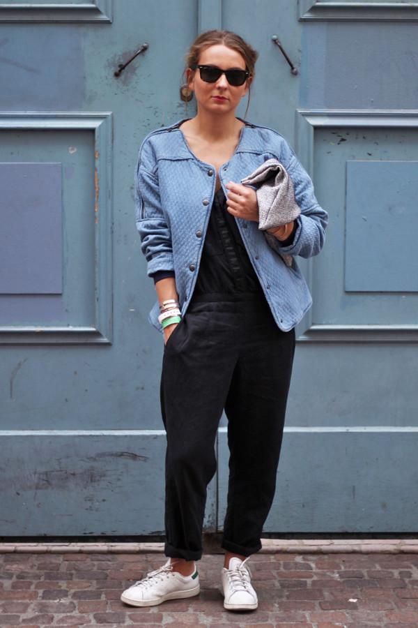 jane's sneak peak jumpsuit jacket bag shoes sunglasses