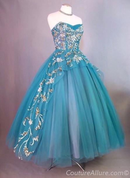 dress vintage princess dress