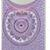 Indian Hippie Ethnic Bohemian Psychedelic Purple-Pink Ombre Mandala Handmade Tapestry