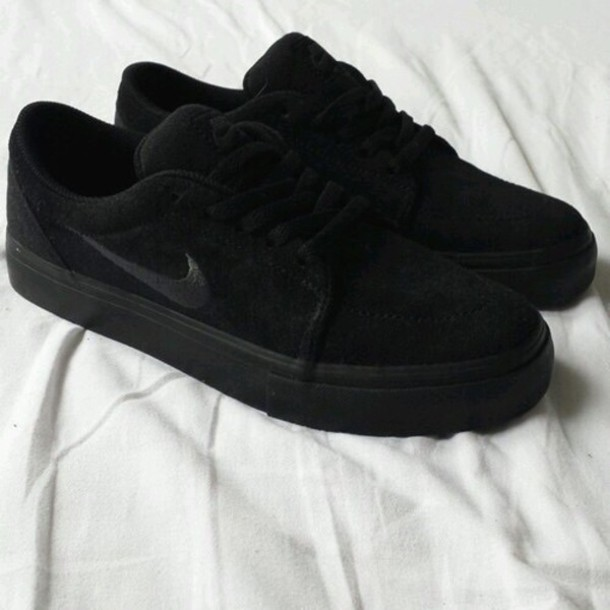 shoes black nike shoes nike