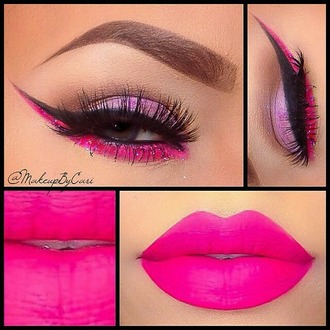 make-up eye makeup