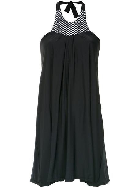 AMIR SLAMA dress women black